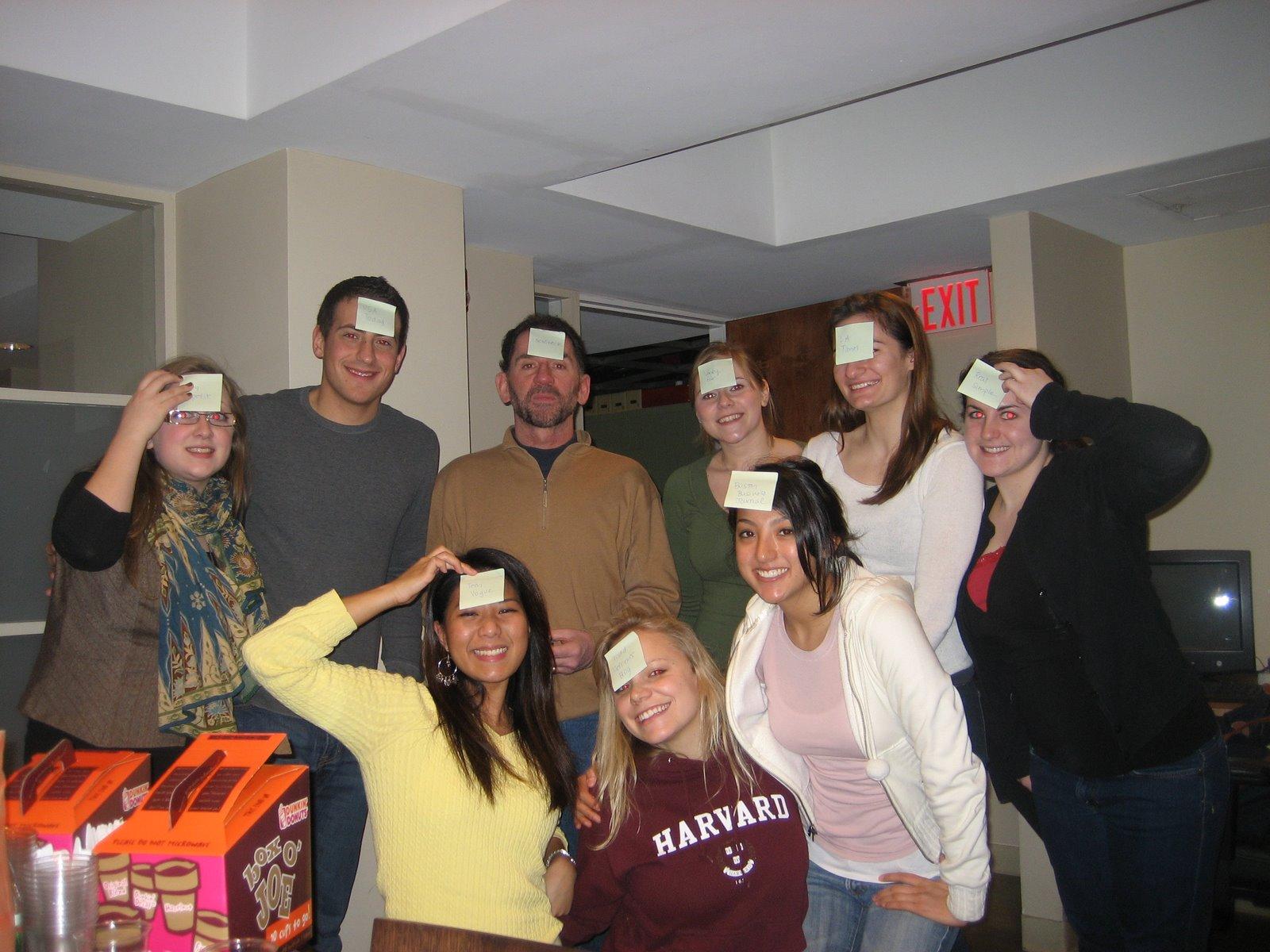 E Board Meet And Greet Boston University Prssa