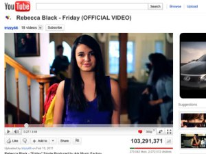 rebecca-black-friday-youtube-page