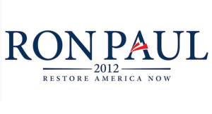ron paul 2012 logo