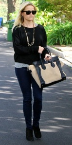 http://www.fabsugar.com/Reese-Witherspoon-Carrying-Two-Tone-Celine-Bag-20245480
